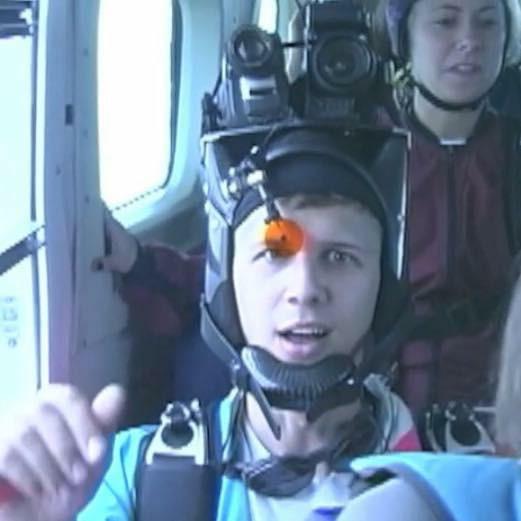 SkydiverTilt