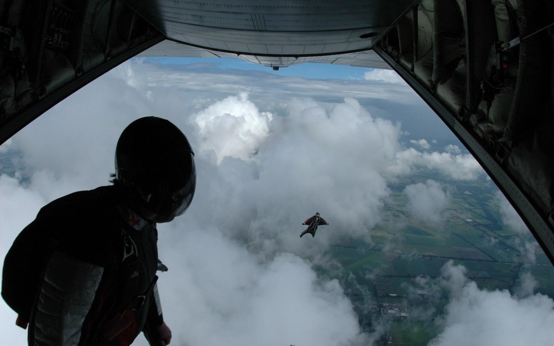 herc wingsuit exit