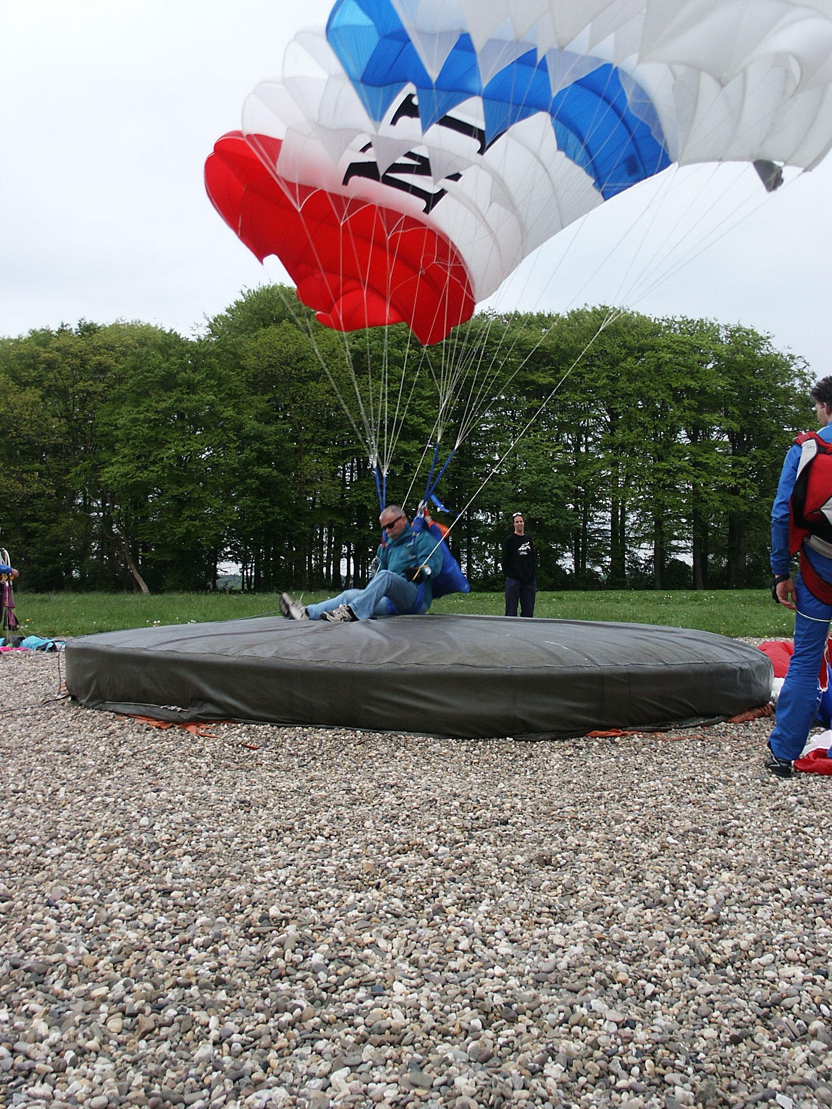 accuracy landing