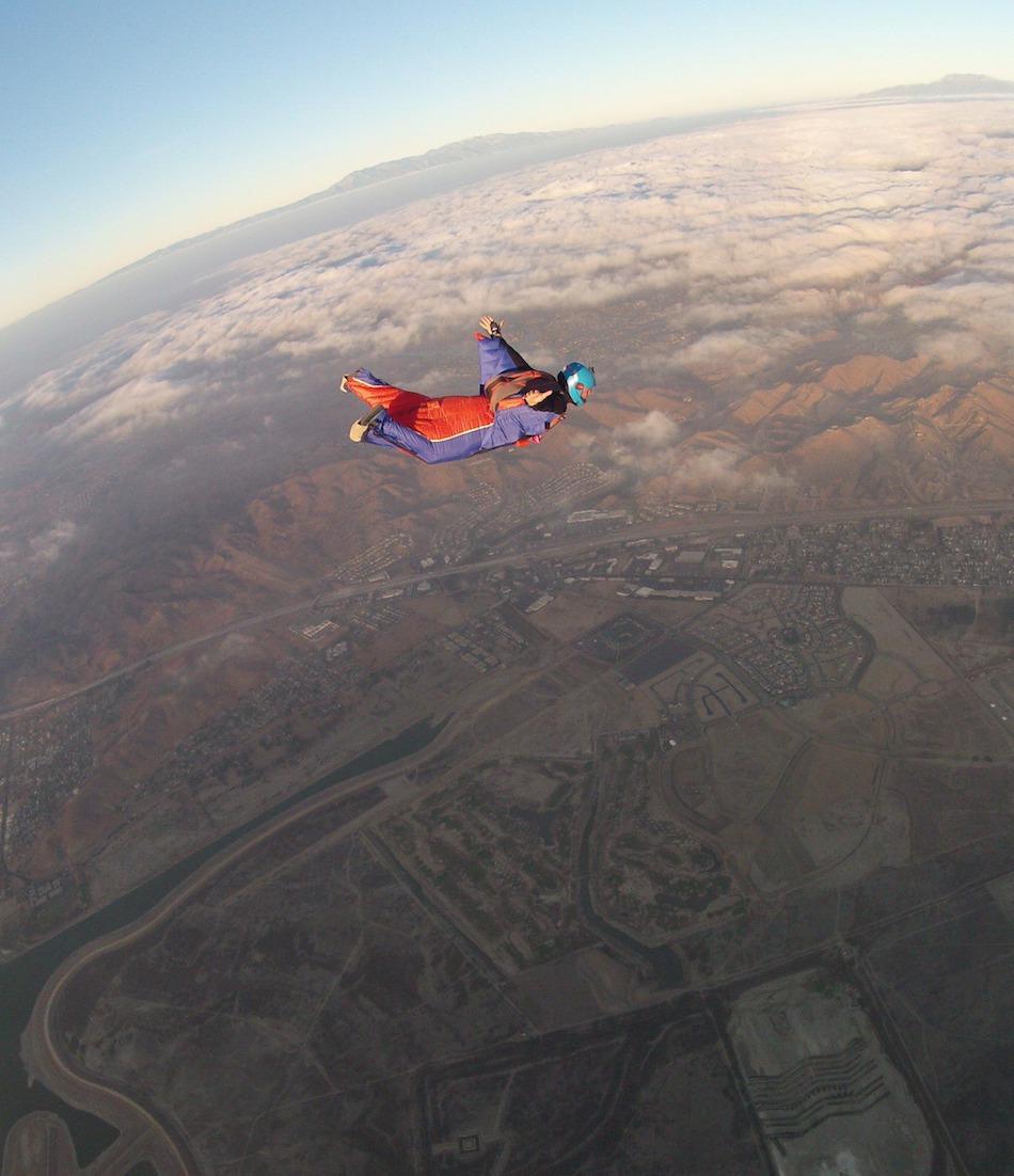 Wingsuit Course