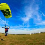 Michal landing