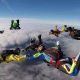 Relative work at Skydive Spain