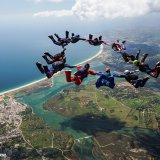 FS time at Skydive Algarve