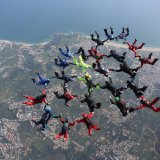 Sequential Games at Skydive Algarve