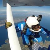 Croatia, Skydiving tandem group