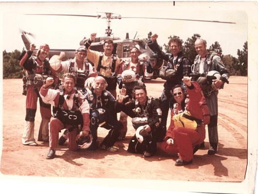 Early 70s POPS Huey Jump Ft