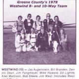 1978 Westwind Team