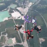 Jet Jump 5-way star