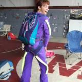 Me in my new Wings!!