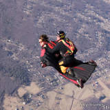 Wingsuit Rodeo