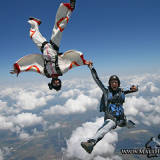Freely for the 4th of July at Skydive Houston