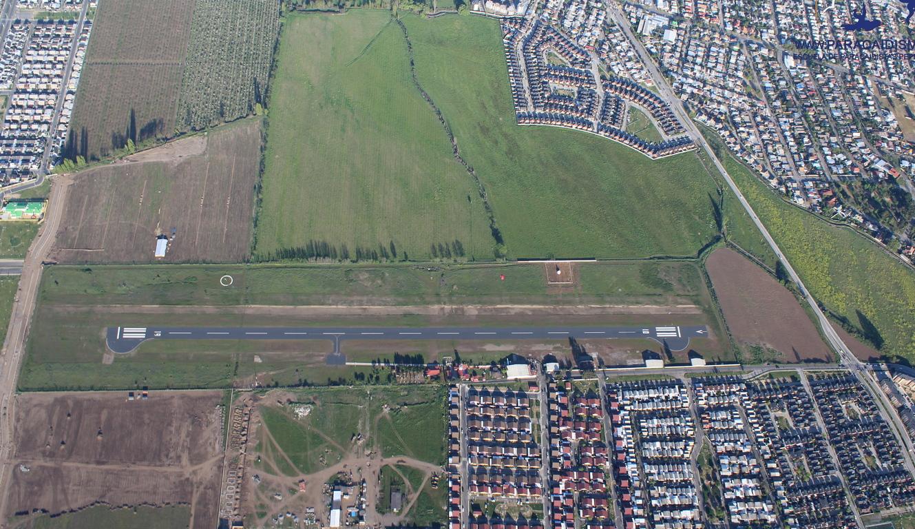 Aerodromo General Freire de Curico