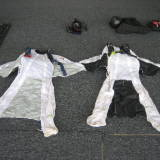 My wing suit with joshes with suit