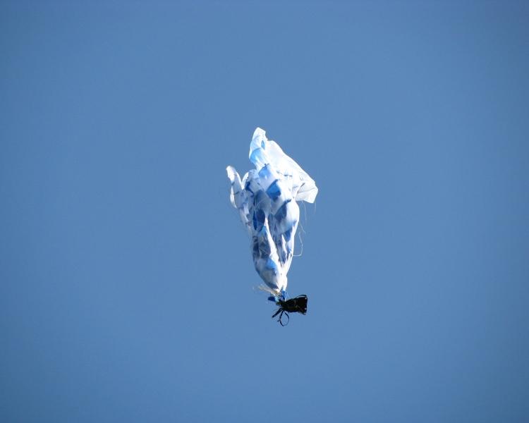 Parachute Malfunction - Pepperell