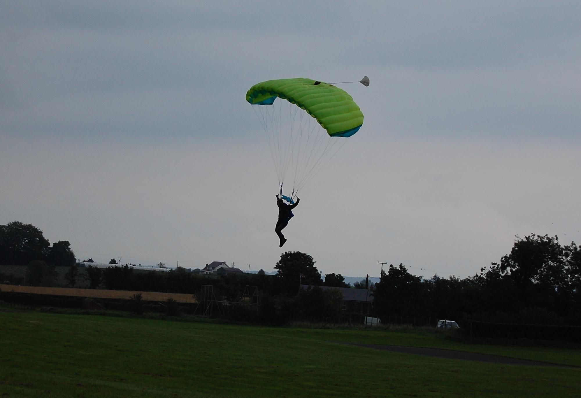 Cobalt 135 landing
