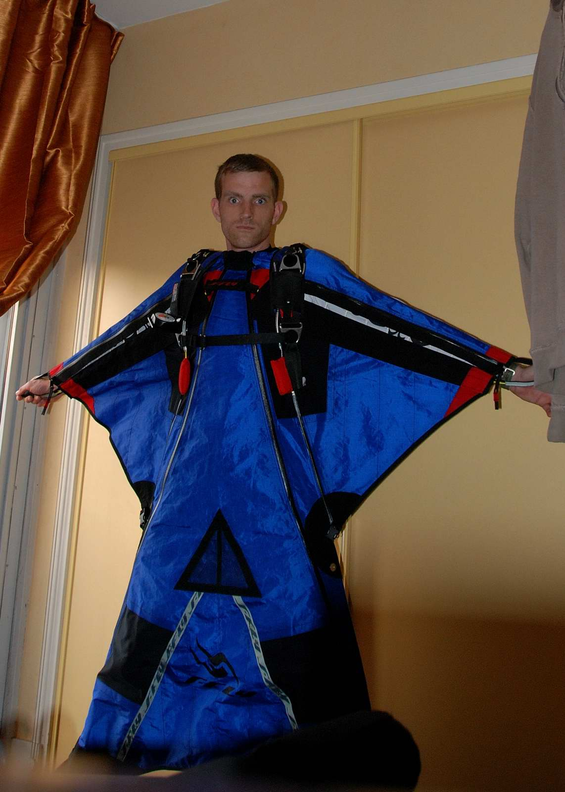 My First Wingsuit