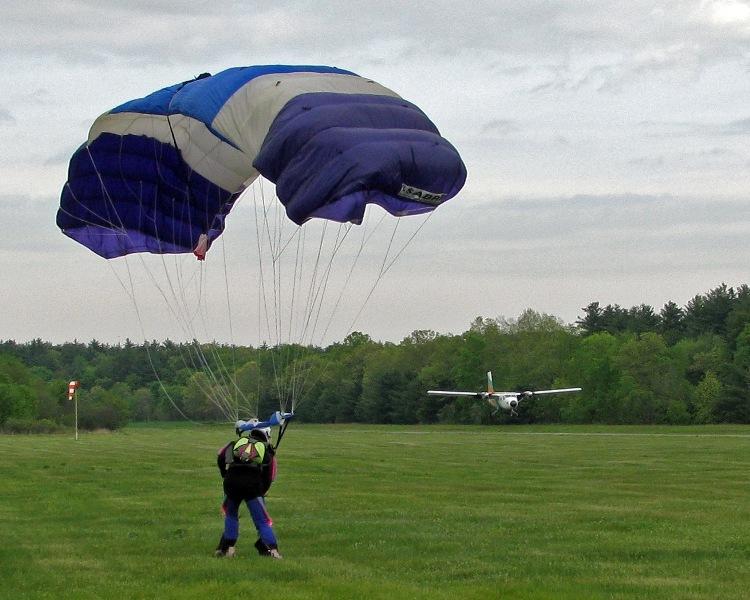 Landing - Pepperell