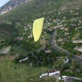 tandem paraglider,me