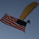 Paraglider Flag