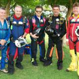 United Nations Brotherhood, Pretoria Skydiving Club, Wonderboom Airport, South Africa