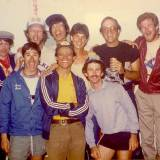 New Dimensions Flite School 1983 group