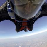 wingsuit selfie