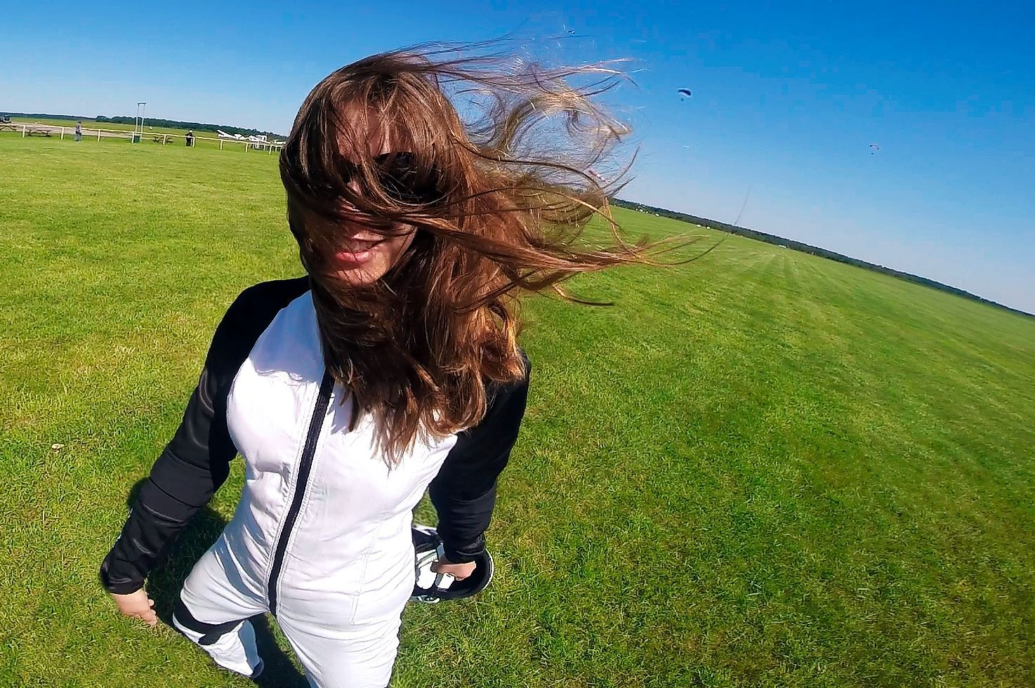 Strong wind ;)