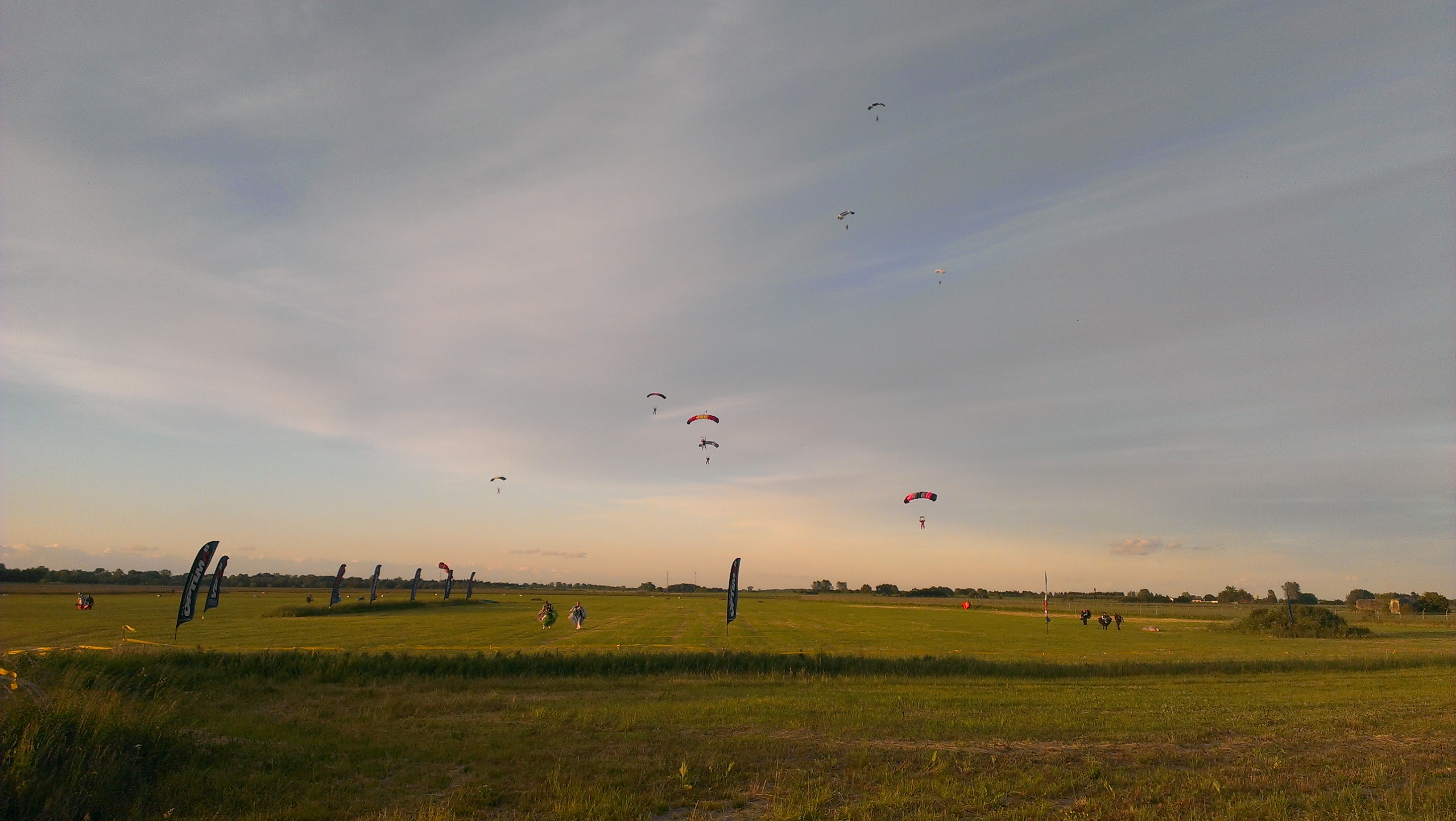 Sunset Landings