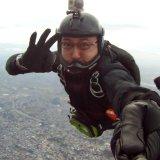 OK Sign at 8,000 feet