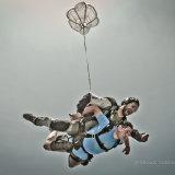 Tandem jump over GFFC