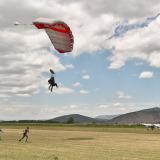 Tandem landing at GFFC 2
