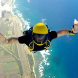 Skydive over the North Shore