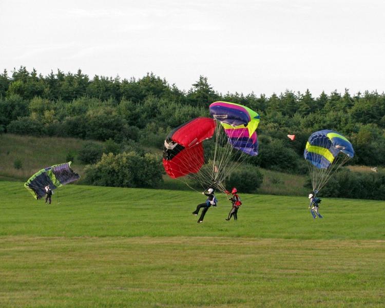 Landings - Pepperell