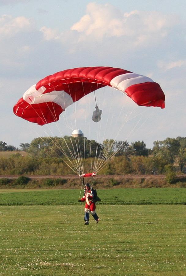 Landing at STC