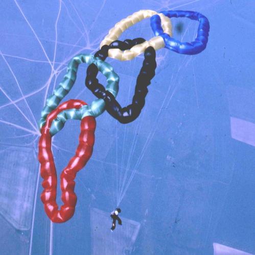 12. Olympic Rings