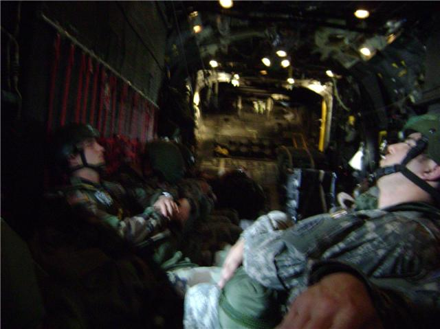 On the C-130
