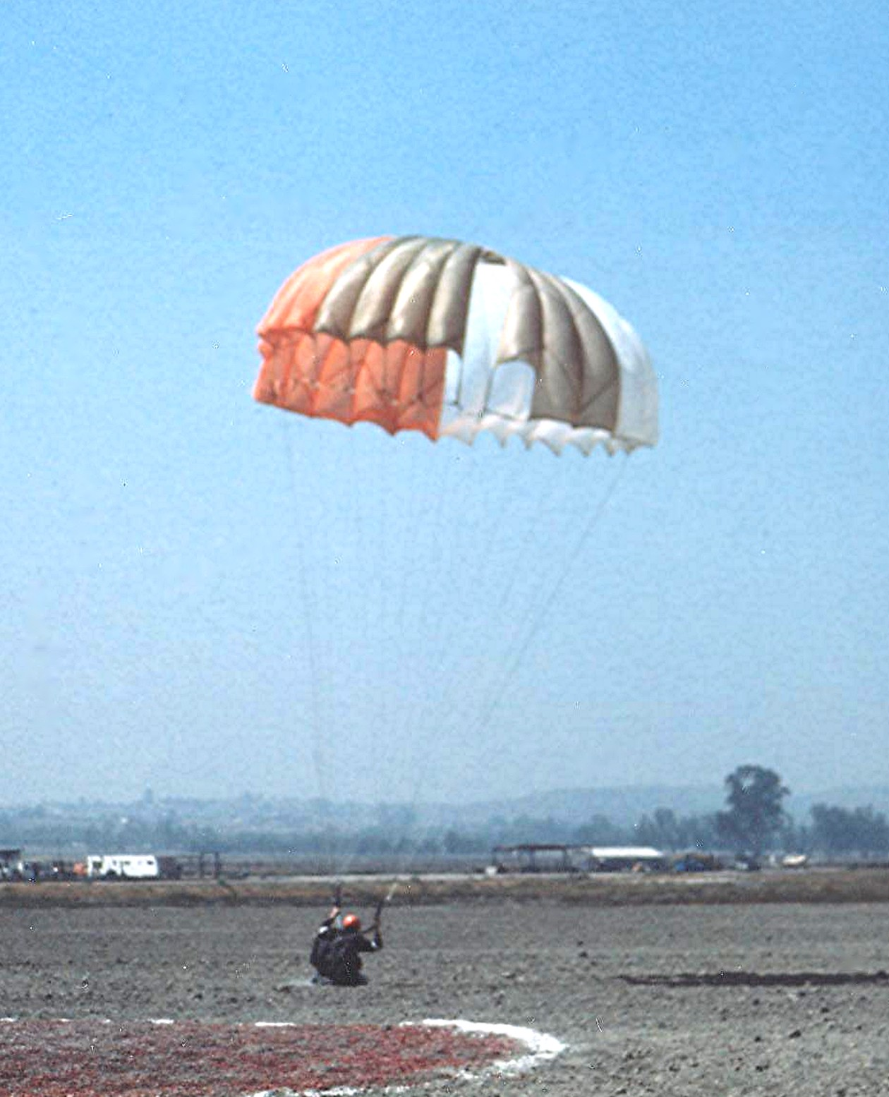 Landing a 7-TU