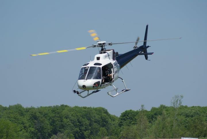 Parachute Montréal Helicopter Jumps 2012