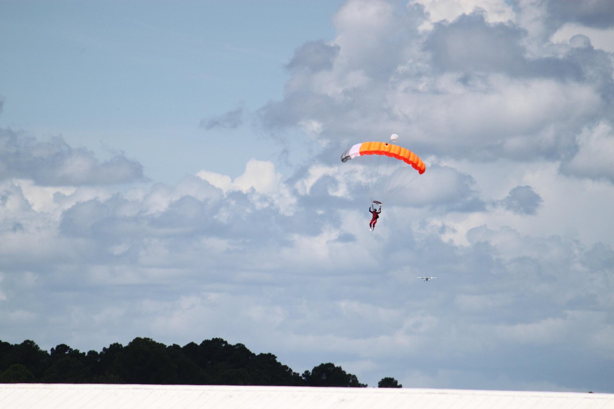 PD 240 first landing