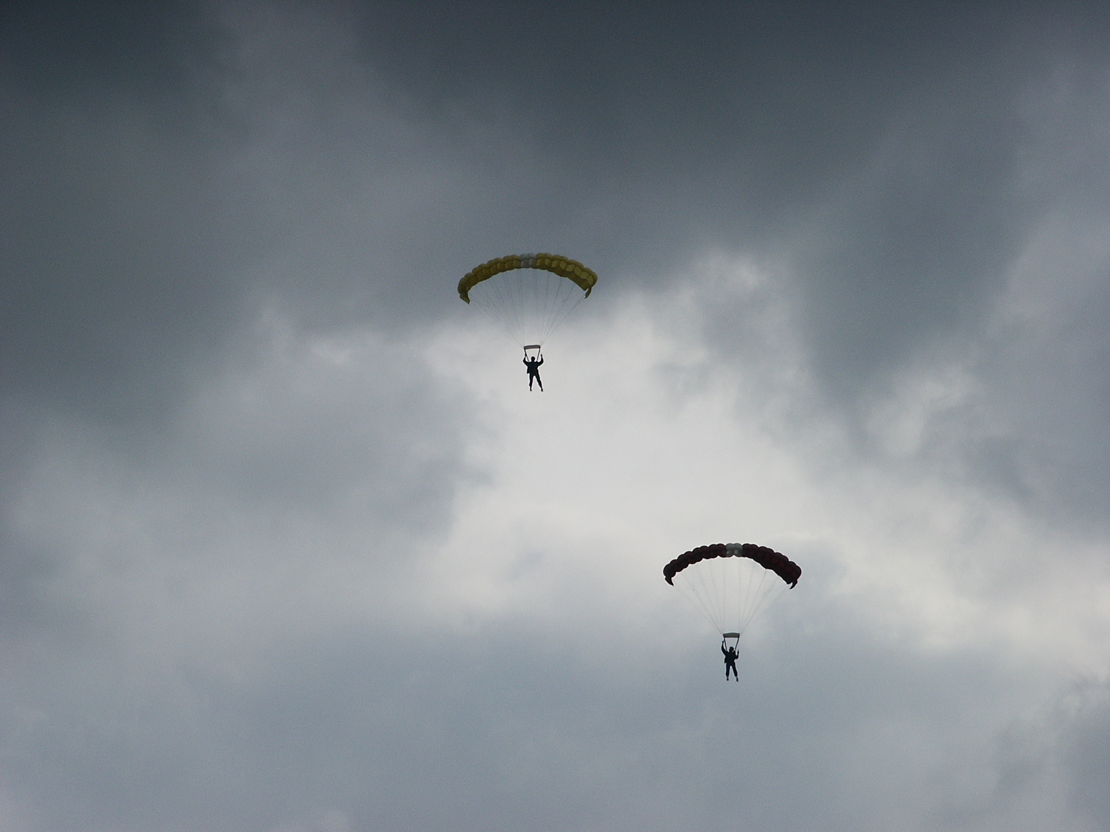 static line jumpers