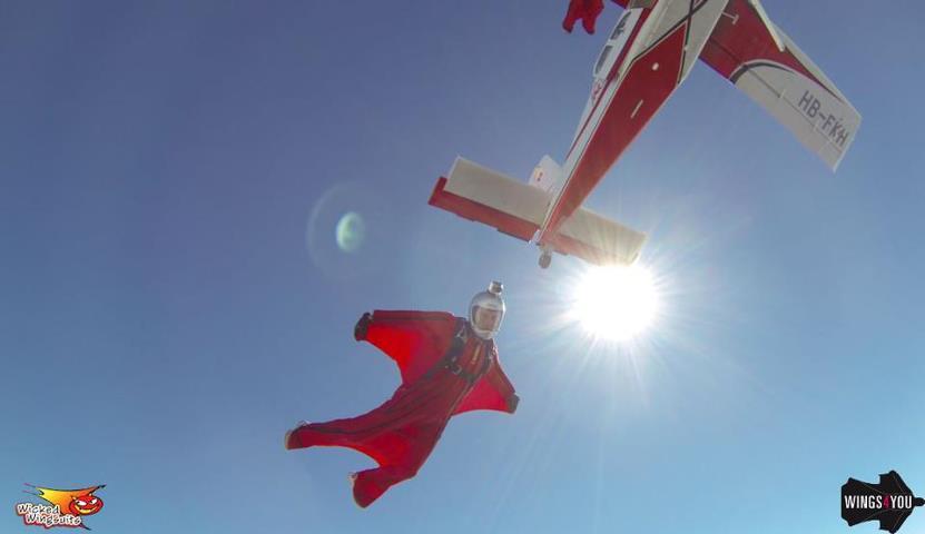Wingflying Level 1