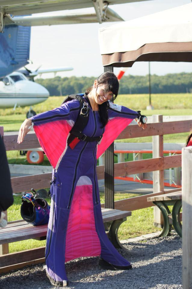 Wingsuit ParaMTL