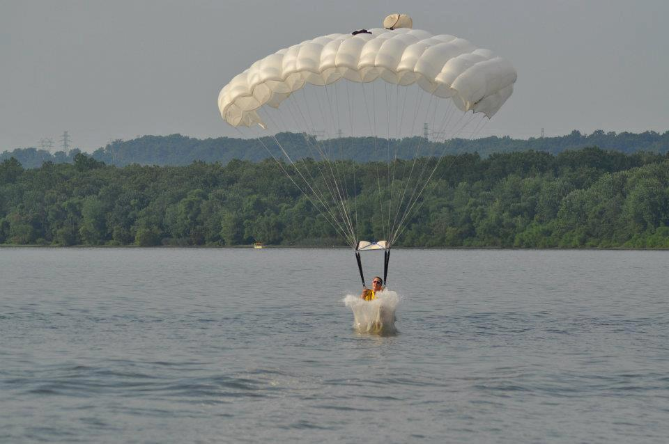 Water jumps w/MSPC