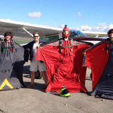 The Wingsuiters