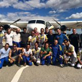 AFF group at Skydive Spain