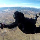 Gorilla Jump 1ArmSkydiver