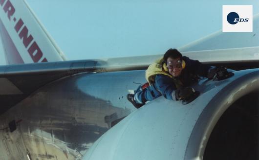 eds plane