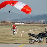 Landing next to my TDM
