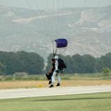 Tandem Landing in Ikaros drop zone