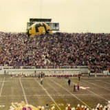ECU Homecoming Stadium Jump